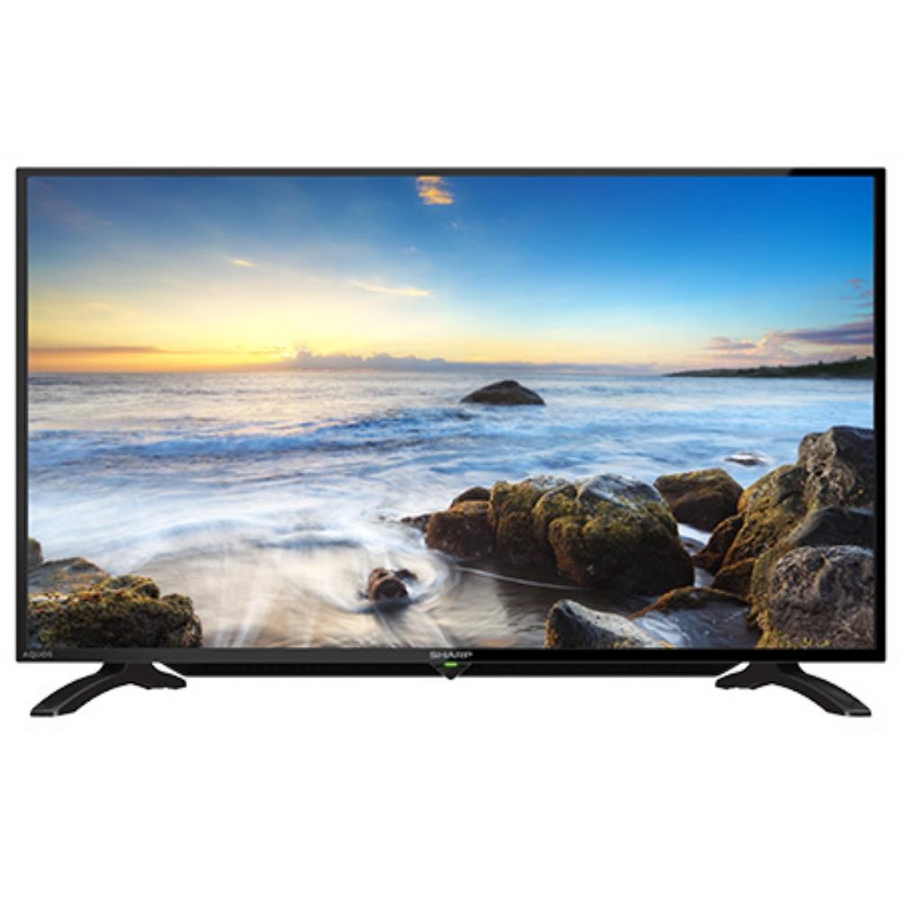 ★11月爆殺_電視★含標準安裝 SHARP 夏普45吋FHD連網液晶電視LC-45LE380T