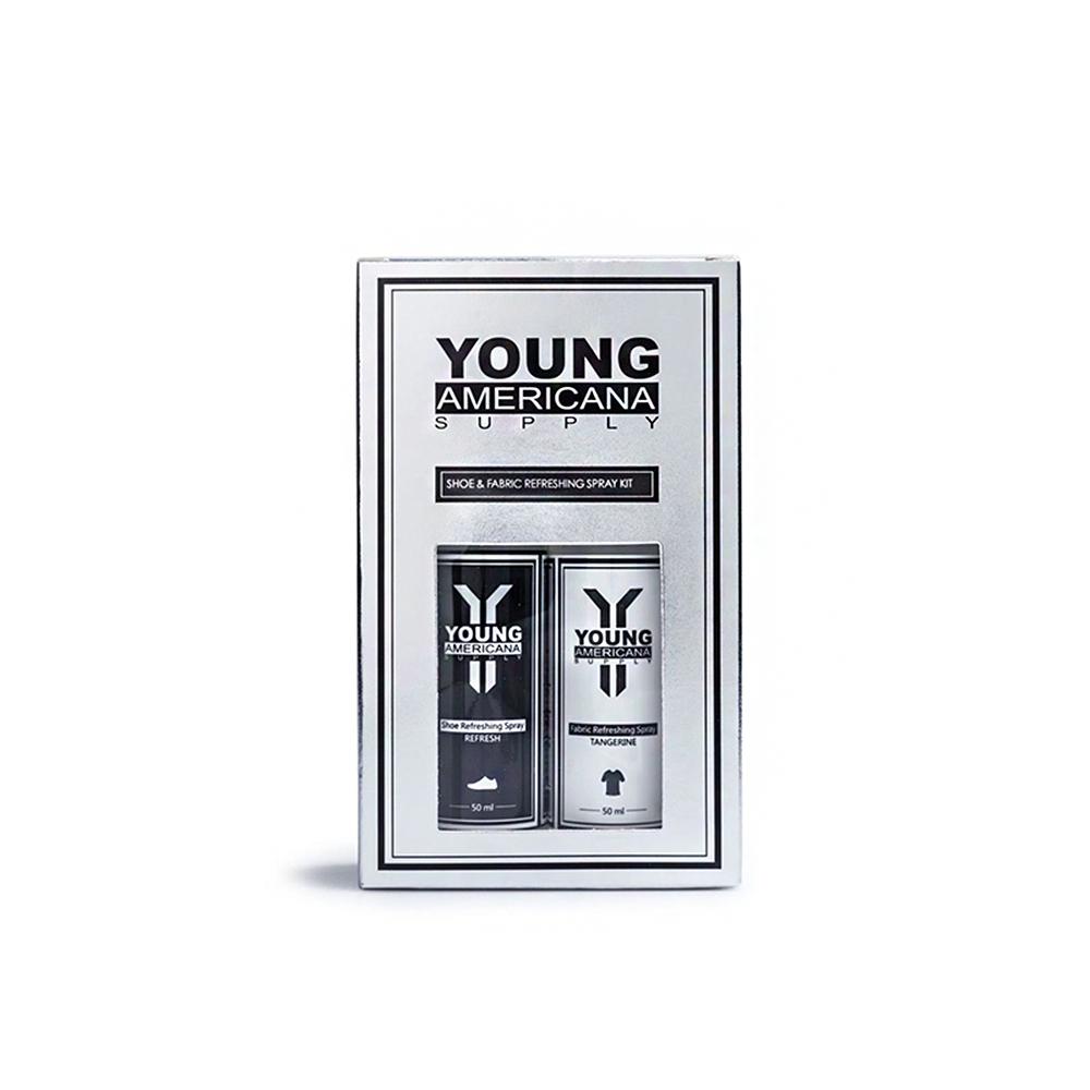 【Y.A.S】美鞋神器 鞋服除臭香氛噴霧組合(YC01036)