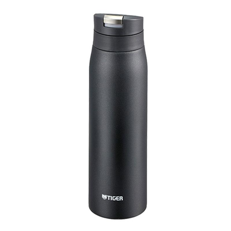 TIGER虎牌 0.6L極輕量真空保溫杯(MCX-A601霧黑)
