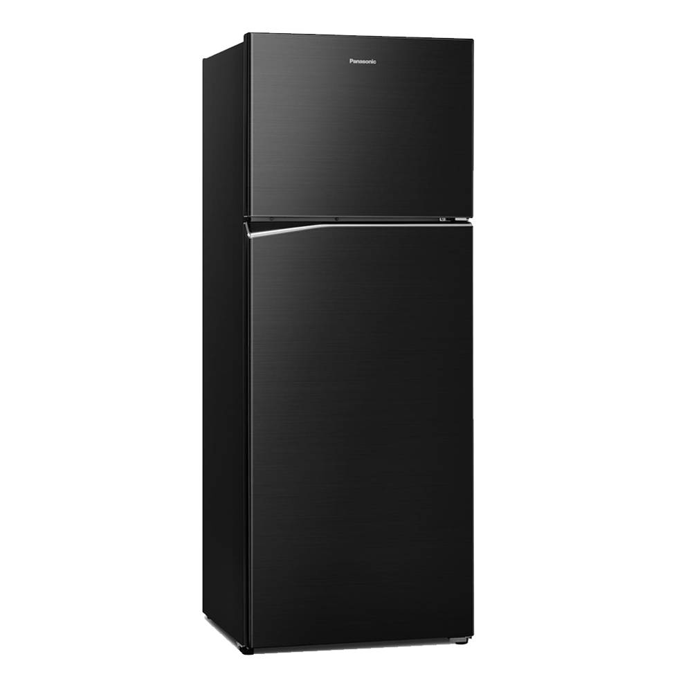 Panasonic 485L無邊框鋼板變頻雙門電冰箱 晶漾黑 NR-B481TV-K【贈基本安裝】