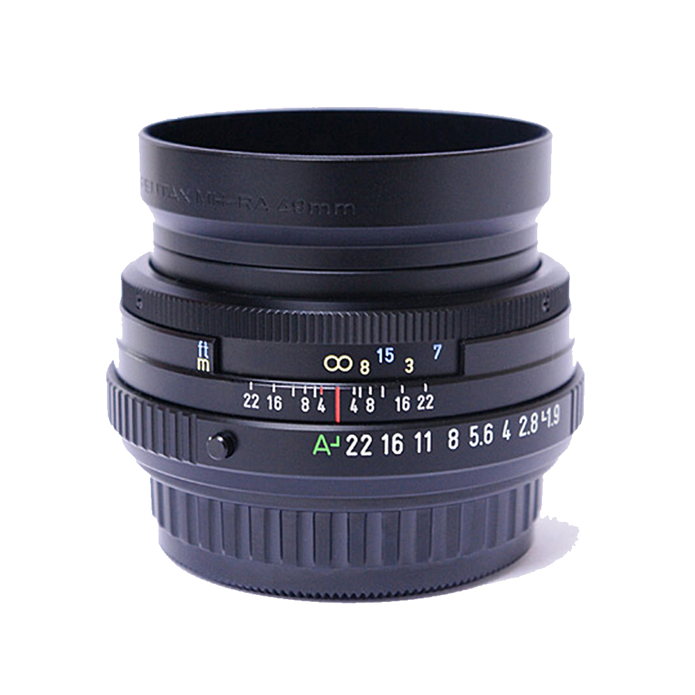 PENTAX SMC FA 43mm F1.9 Limited_黑色【公司貨】