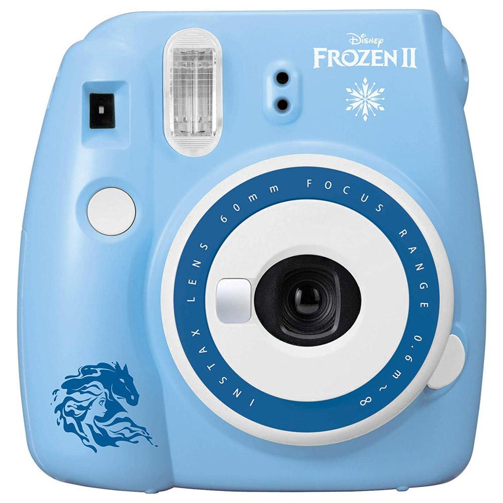 FUJIFILM instax mini 9 冰雪奇緣2 拍立得相機(公司貨)