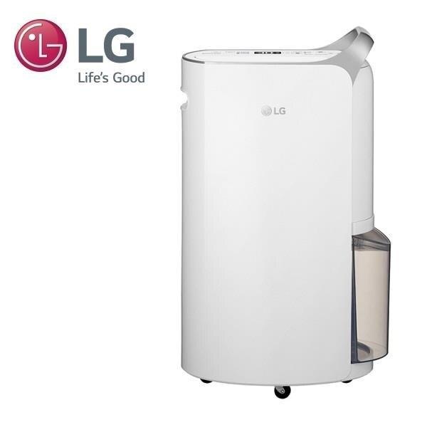 LG 樂金 PuriCare 1 18公升變頻除濕機 MD181QWK1(白色)