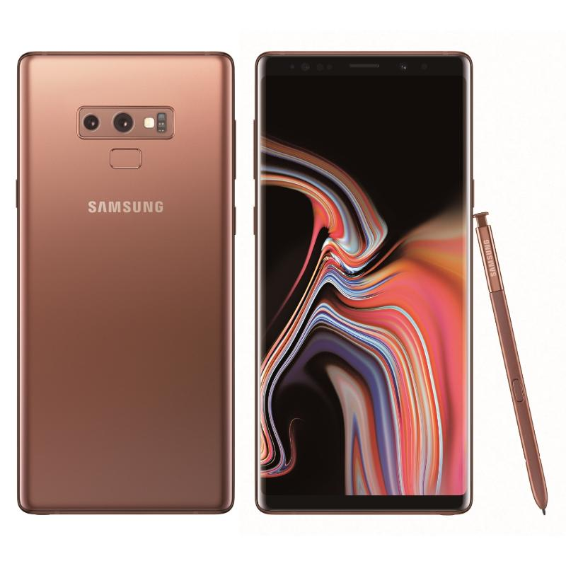 Galaxy Note9 128G SM-N960 銅