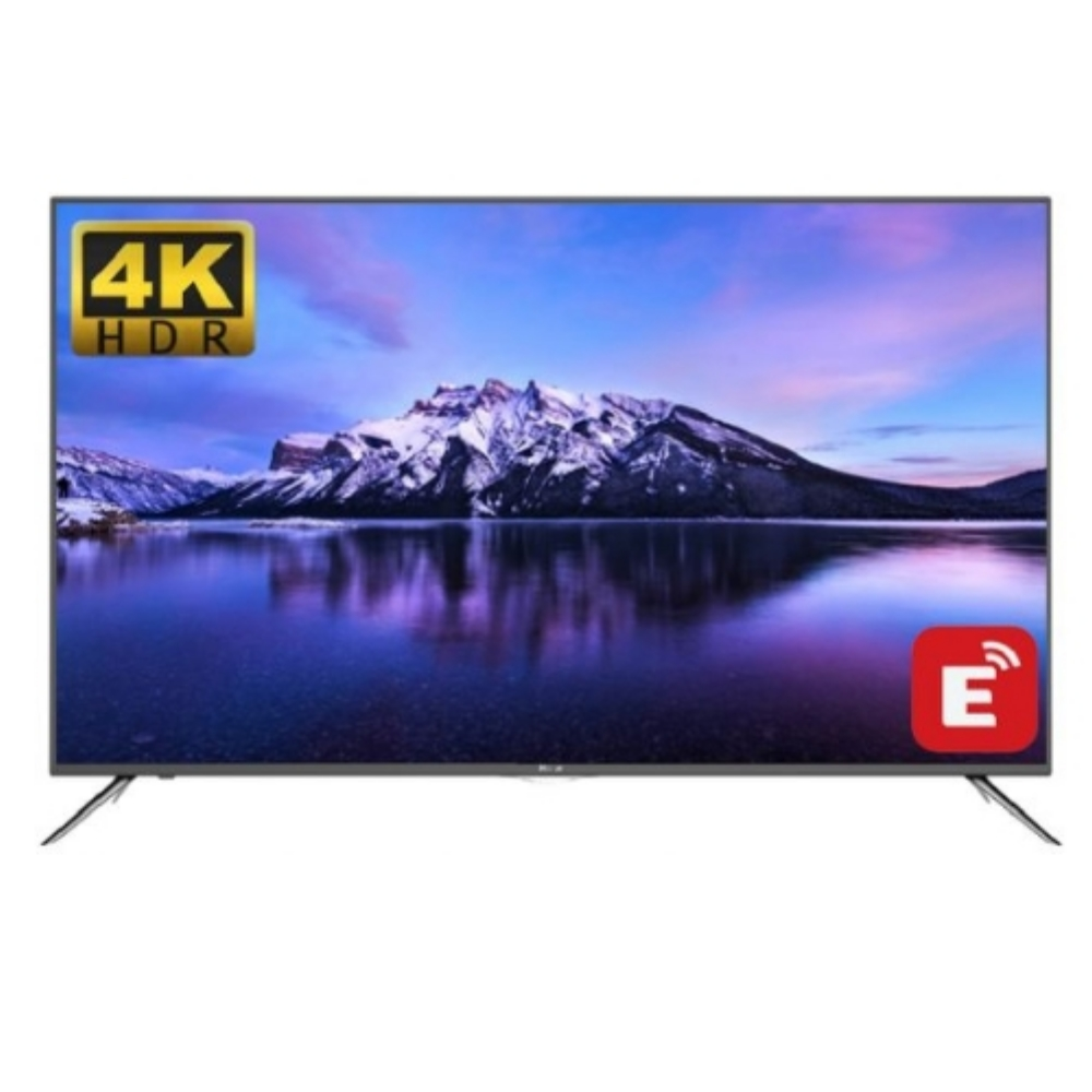 海爾65吋顯示器+視訊盒LE65K6000U(與TL-65M200 J65-700 S65-700同面板吋)