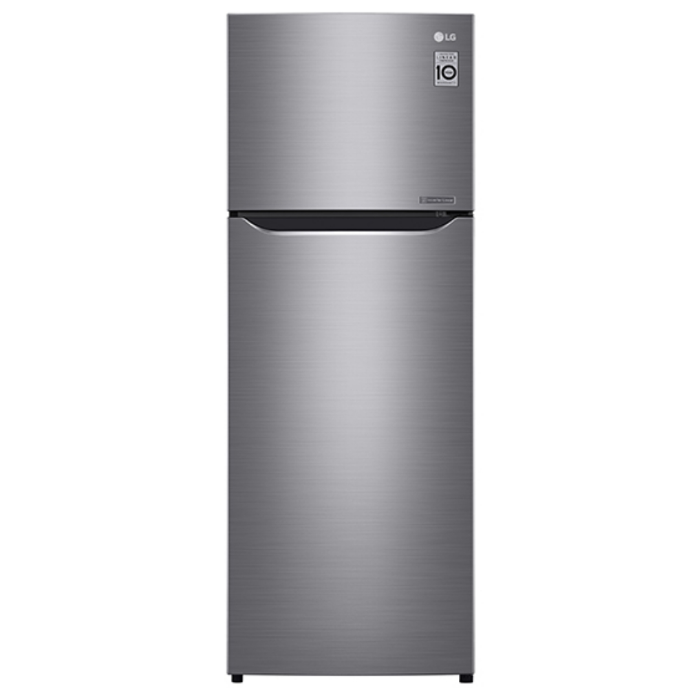 LG樂金253公升變頻雙門冰箱 GN-L307SV