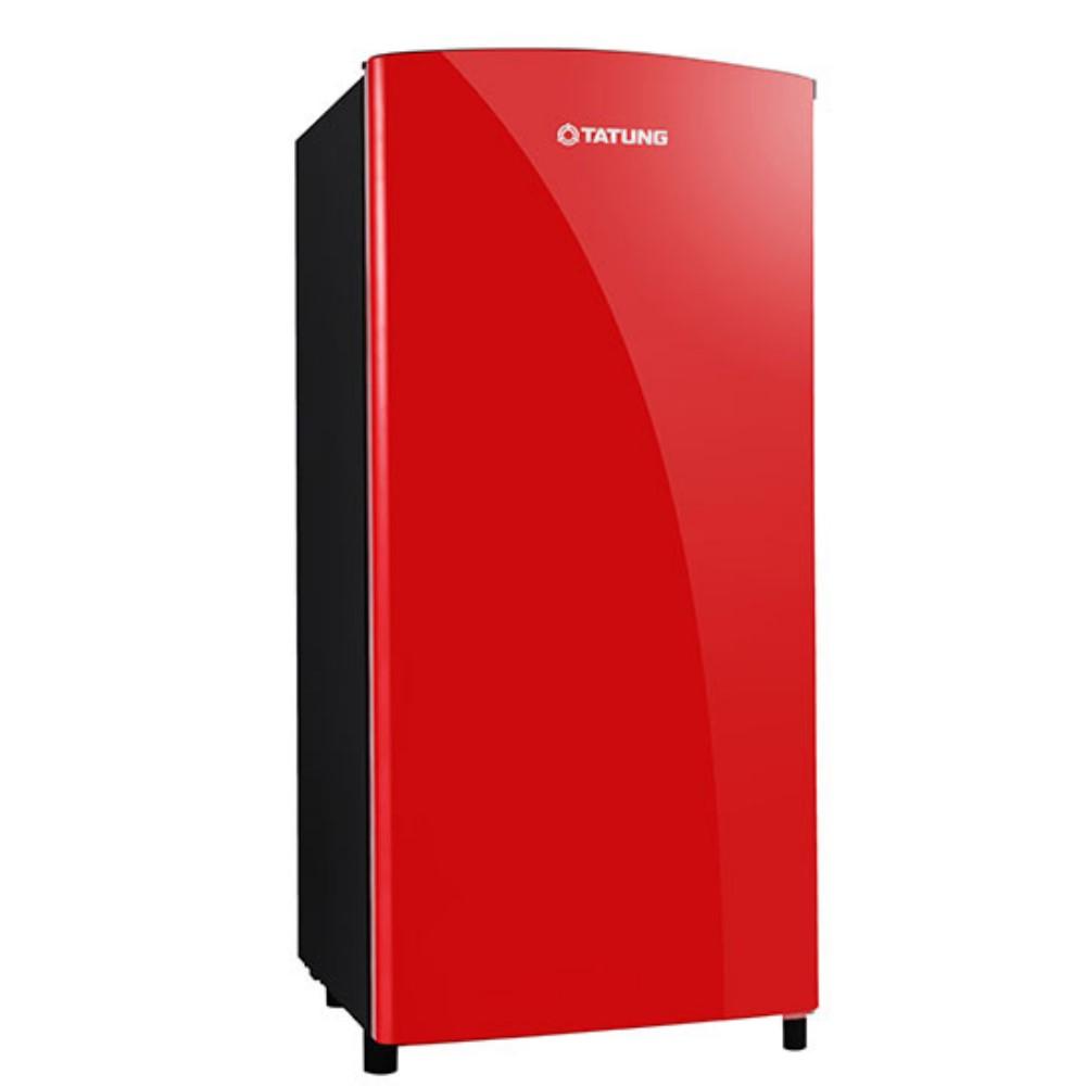 含標準安裝【大同】150公升省電單門冰箱TR-150HTW-R 寶石紅《150公升大容量不輸R1001N/R1091W東元小鮮綠》