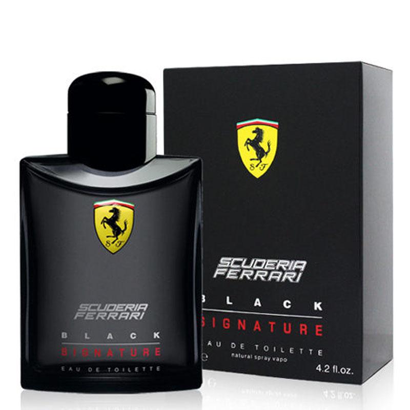 Ferrari 法拉利 黑色法拉利男性淡香水 125ml