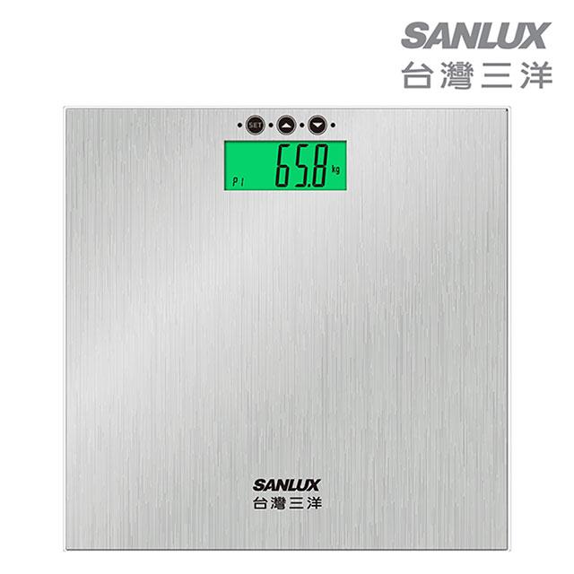 SANLUX台灣三洋 數位BMI體重計 SYES-302