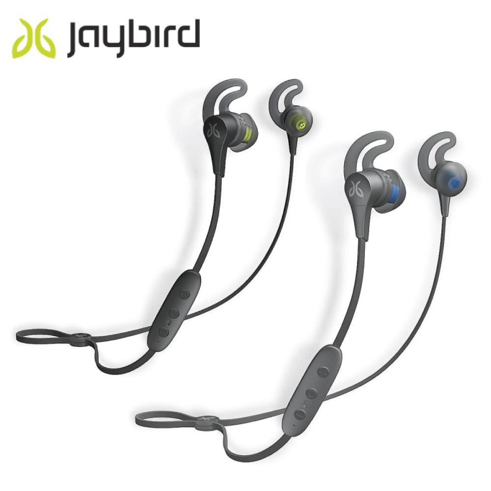 【Jaybird】X4 無線藍牙運動耳機 - 金屬銀
