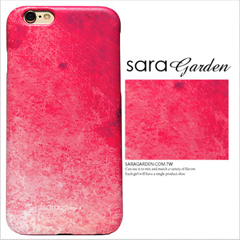 【Sara Garden】客製化 手機殼 HTC M9+ M9plus 潮流 漸層 幻彩 桃 硬殼 限定