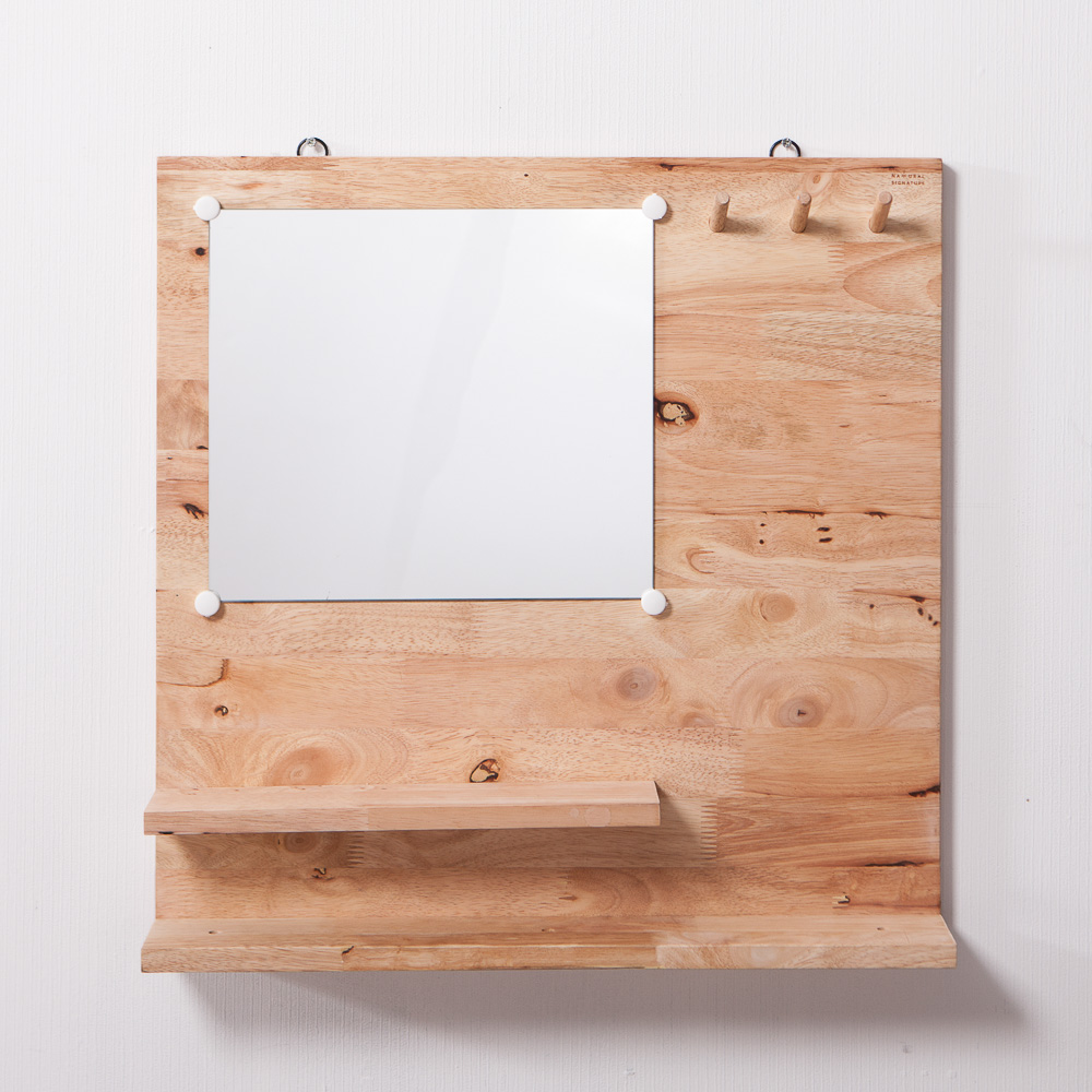 自然簡約生活座鏡-生活工場