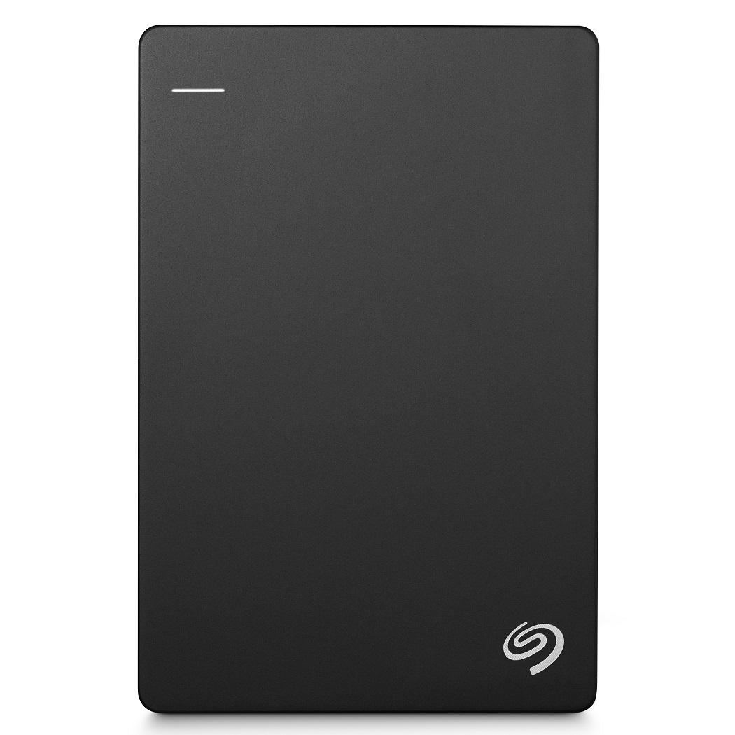Seagate Backup Plus Slim 1TB 2.5吋可攜式行動硬碟(黑)