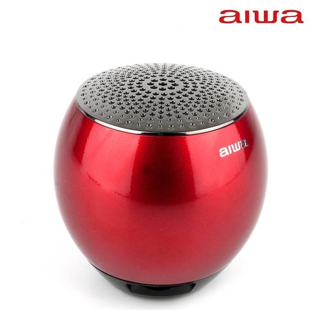 AIWA 愛華 藍芽喇叭 AB-T3 紅色