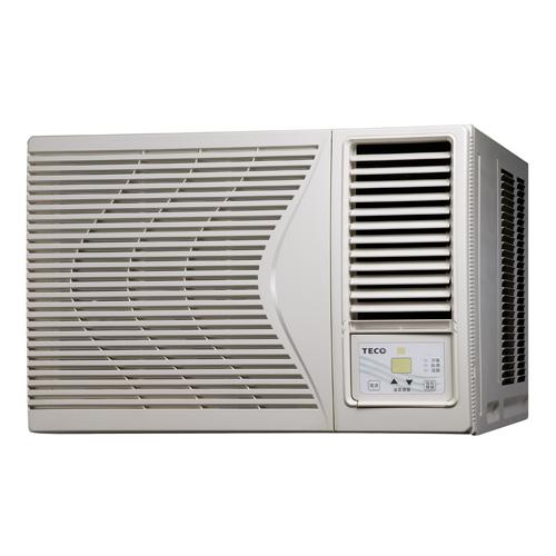 【TECO東元】 5-6坪定頻右吹窗型冷氣MW25FR2