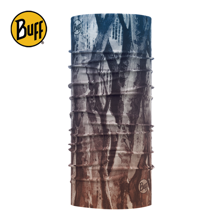 【西班牙 BUFF】印象樹景 Coolmax抗UV驅蟲頭巾