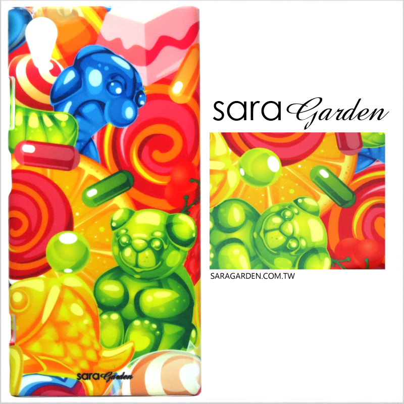 【Sara Garden】客製化 手機殼 OPPO R11sPlus r11s+ 繽紛糖果軟糖 手工 保護殼 硬殼