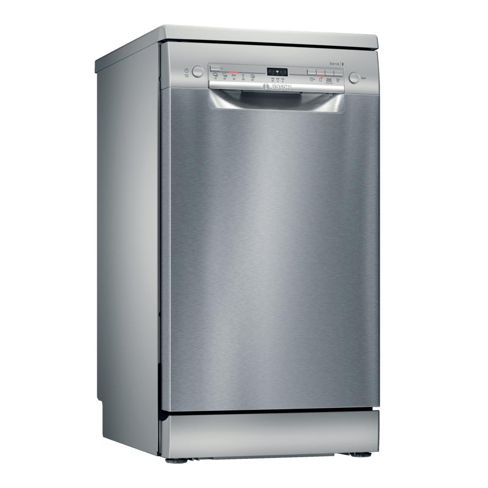 【BOSCH博世】9人份獨立式洗碗機 (SPS2IKI06X) 獨家贈攪拌棒