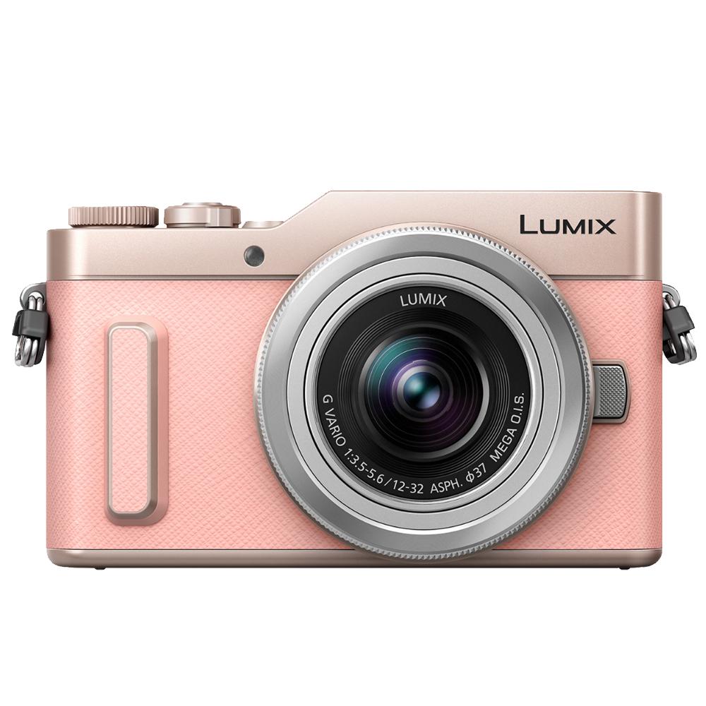 Panasonic GF10 12-32mm 變焦鏡組 (公司貨)_粉色-送原廠相機包