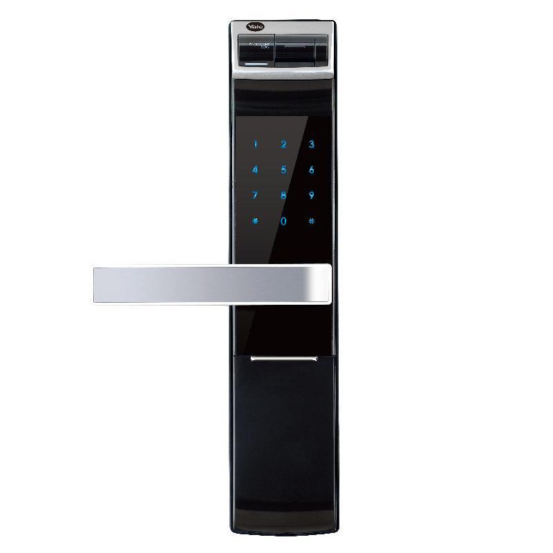 耶魯 YDM4109 熱感觸控指紋電子鎖(含安裝,台灣原廠代理商保固)
