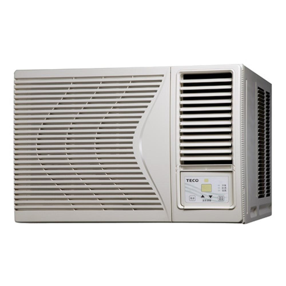 【TECO東元】 6-8坪定頻右吹窗型冷氣MW36FR1