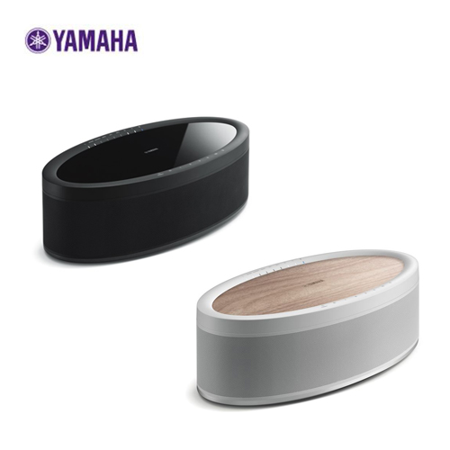 【YAMAHA 山葉】MusicCast 50 無線桌上/環繞 藍牙喇叭 WX-051 黑色