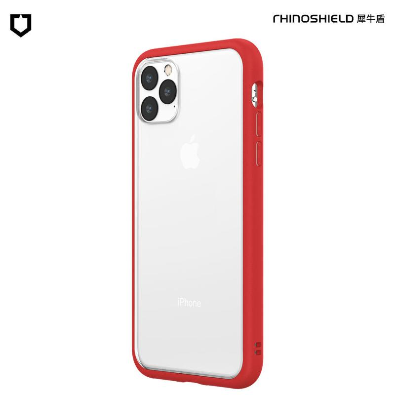犀牛盾 MOD NX防摔背蓋手機殼 iPhone 11 Pro Max 6.5(2019) 紅
