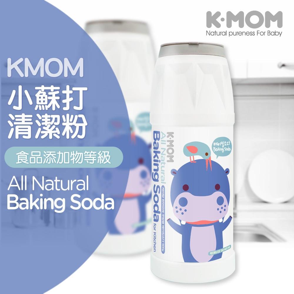 【韓國MOTHER-K】小蘇打清潔粉500g(2入)
