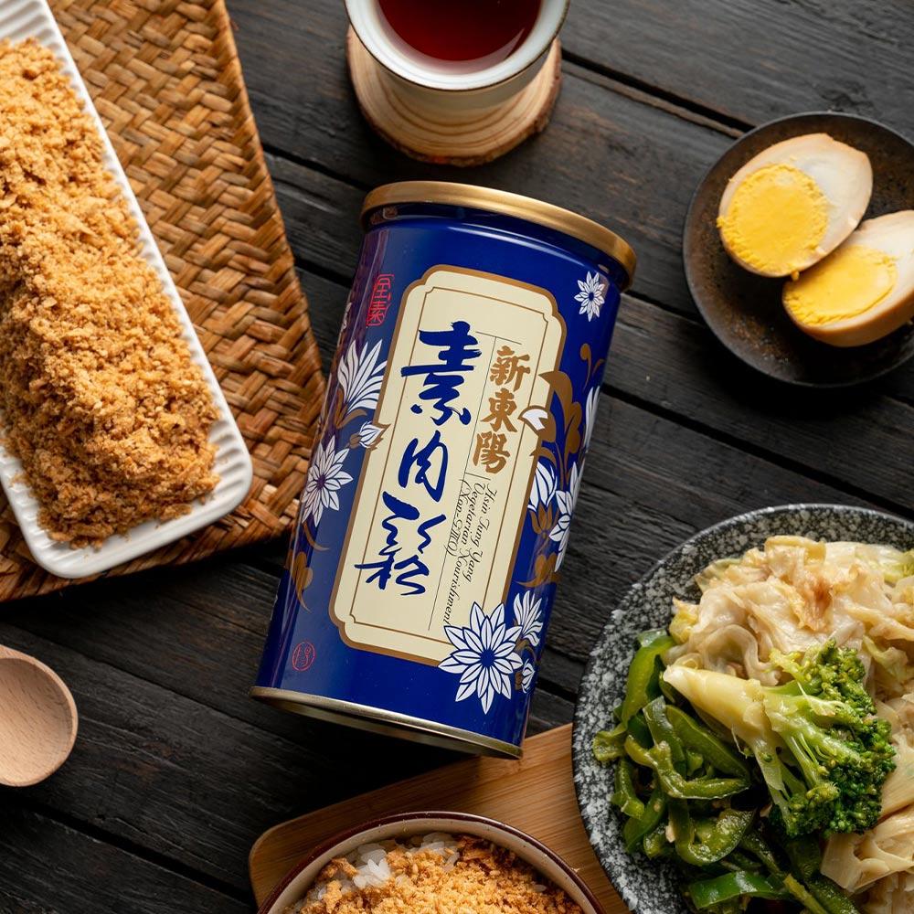 【新東陽】素肉鬆 (280g*2 罐)