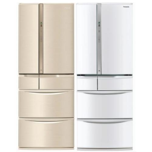 【Panasonic國際牌】430L日製五門 變頻電冰箱 NR-E430VT-N1