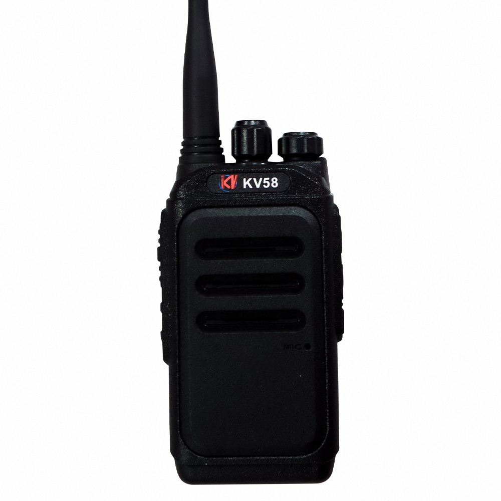 【贈國際牌負離子梳】帝谷通信 KV58專業無線對講機