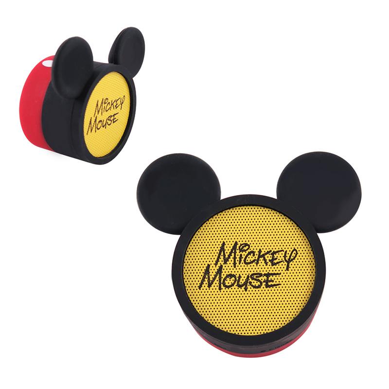Disney迪士尼 米奇 經典人物Mini輕巧重低音藍芽喇叭