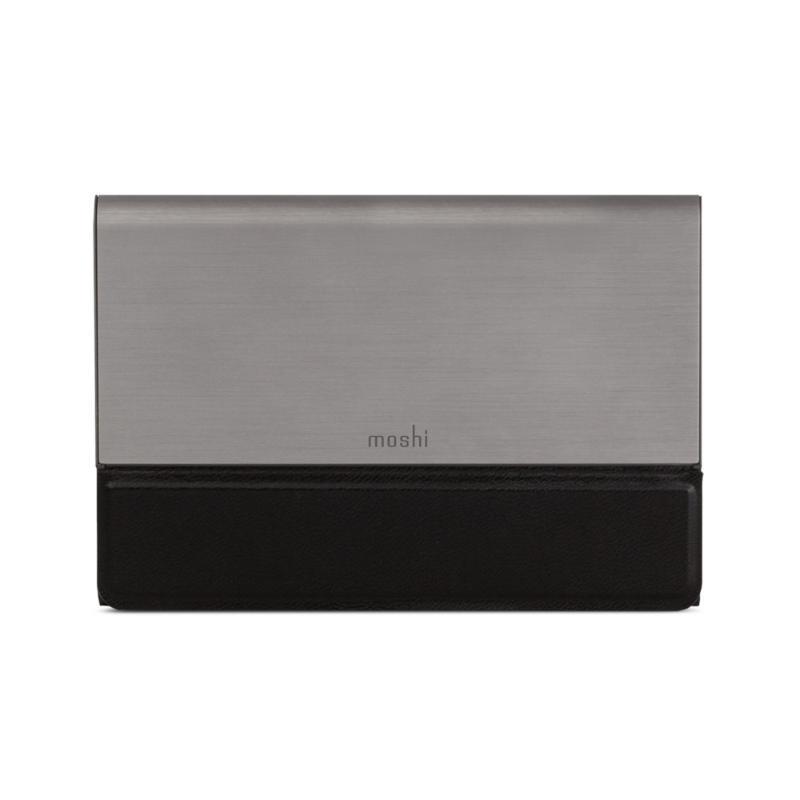 moshi IonBank 5150 鋁合金行動電源 灰 內置隱藏式Lightning 和USB傳輸線