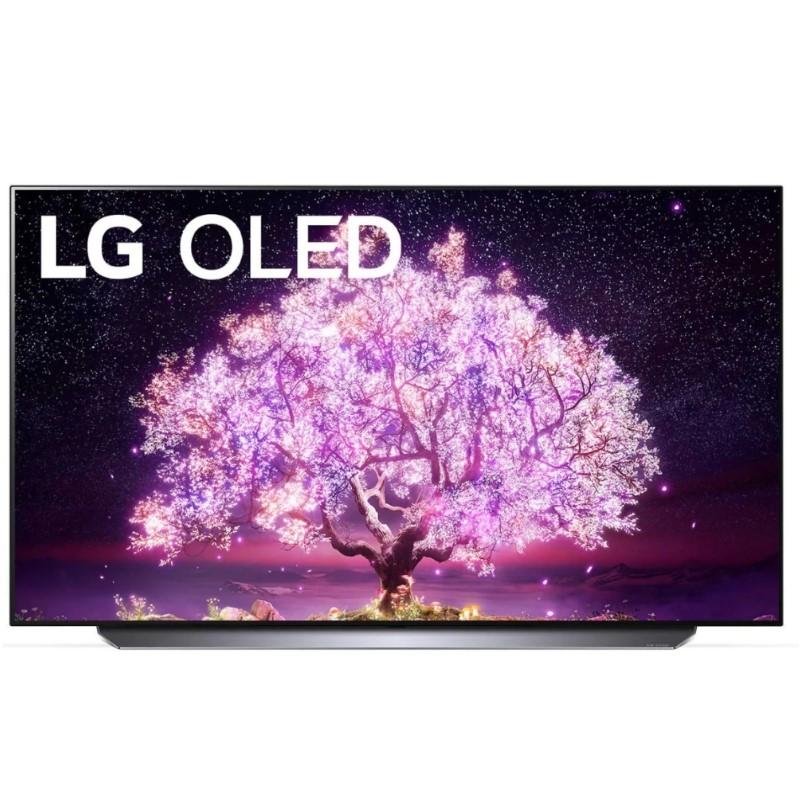 送王品牛排餐券24張★(含標準安裝)LG樂金77吋OLED 4K電視OLED77C1PSB