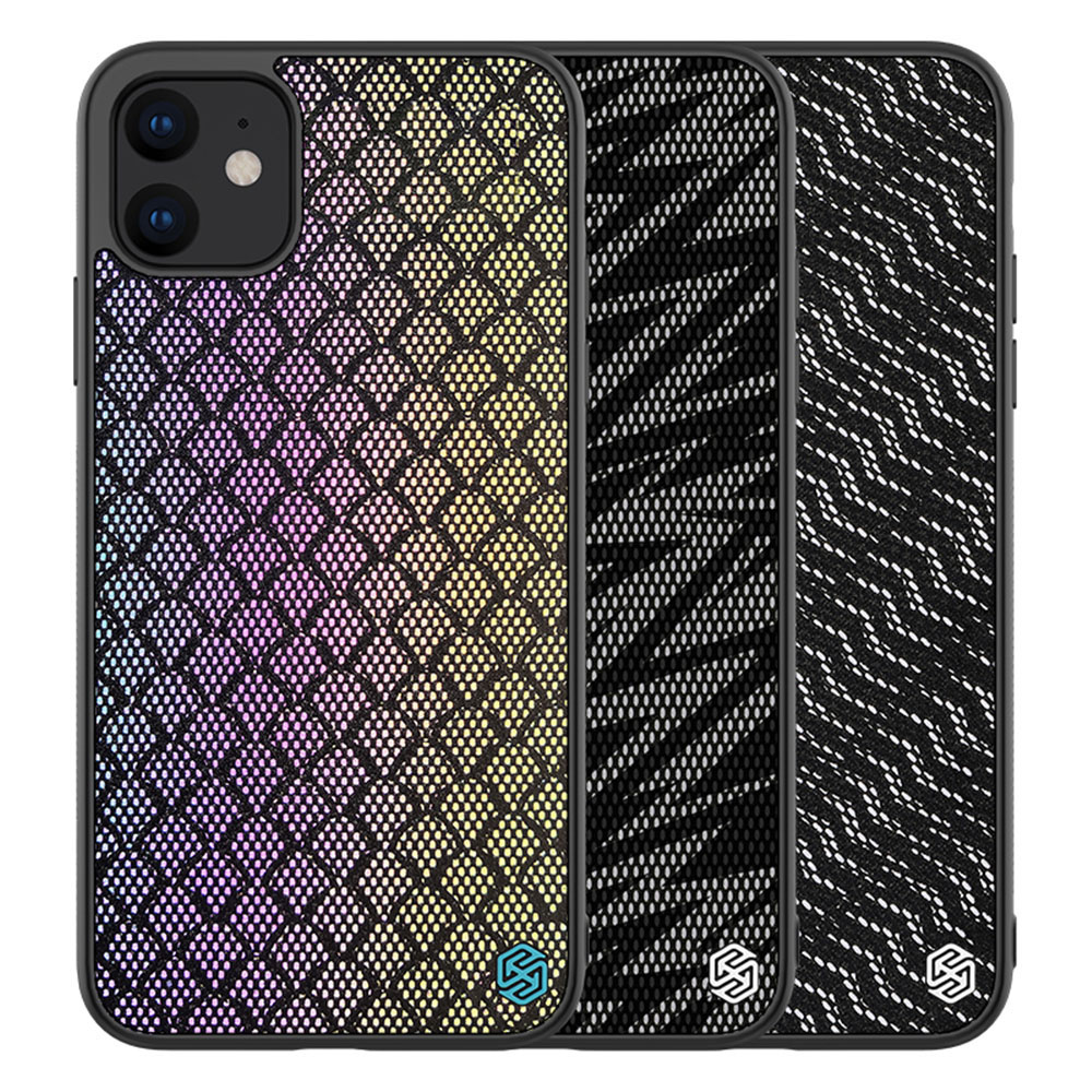 NILLKIN Apple iPhone 11 6.1 光彩漸變反光殼(虹光)