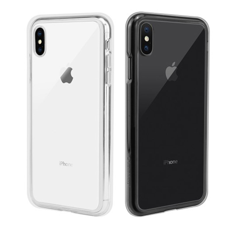 Switcheasy Crush IPHONE XS 吸震防摔手機保護殼 (白色)