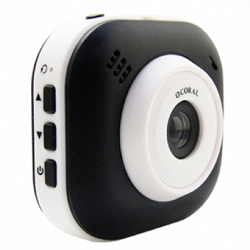 CORAL DVR318 - 熊貓眼小巧型行車記錄器