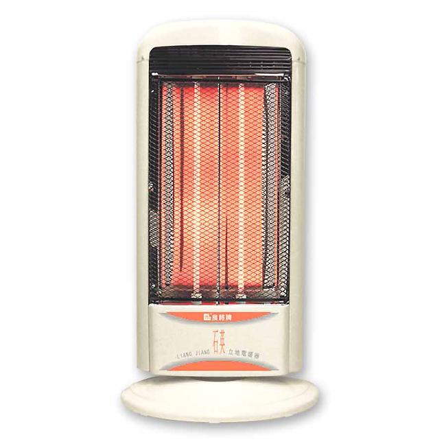 【良將】直立式石英管電暖器 LJ-369T