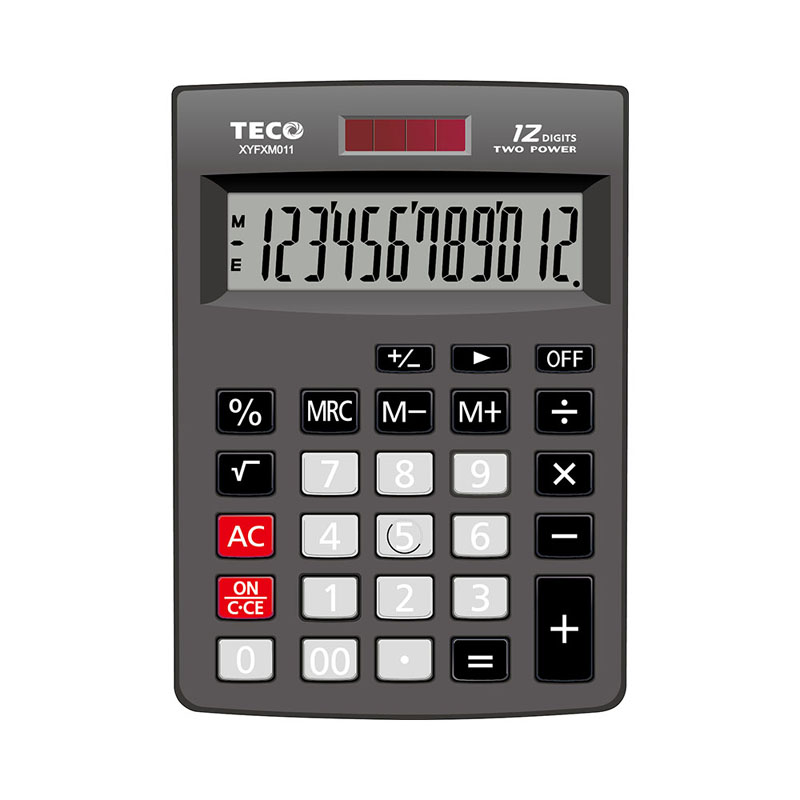 東元TECO XYFXM011桌上型計算機