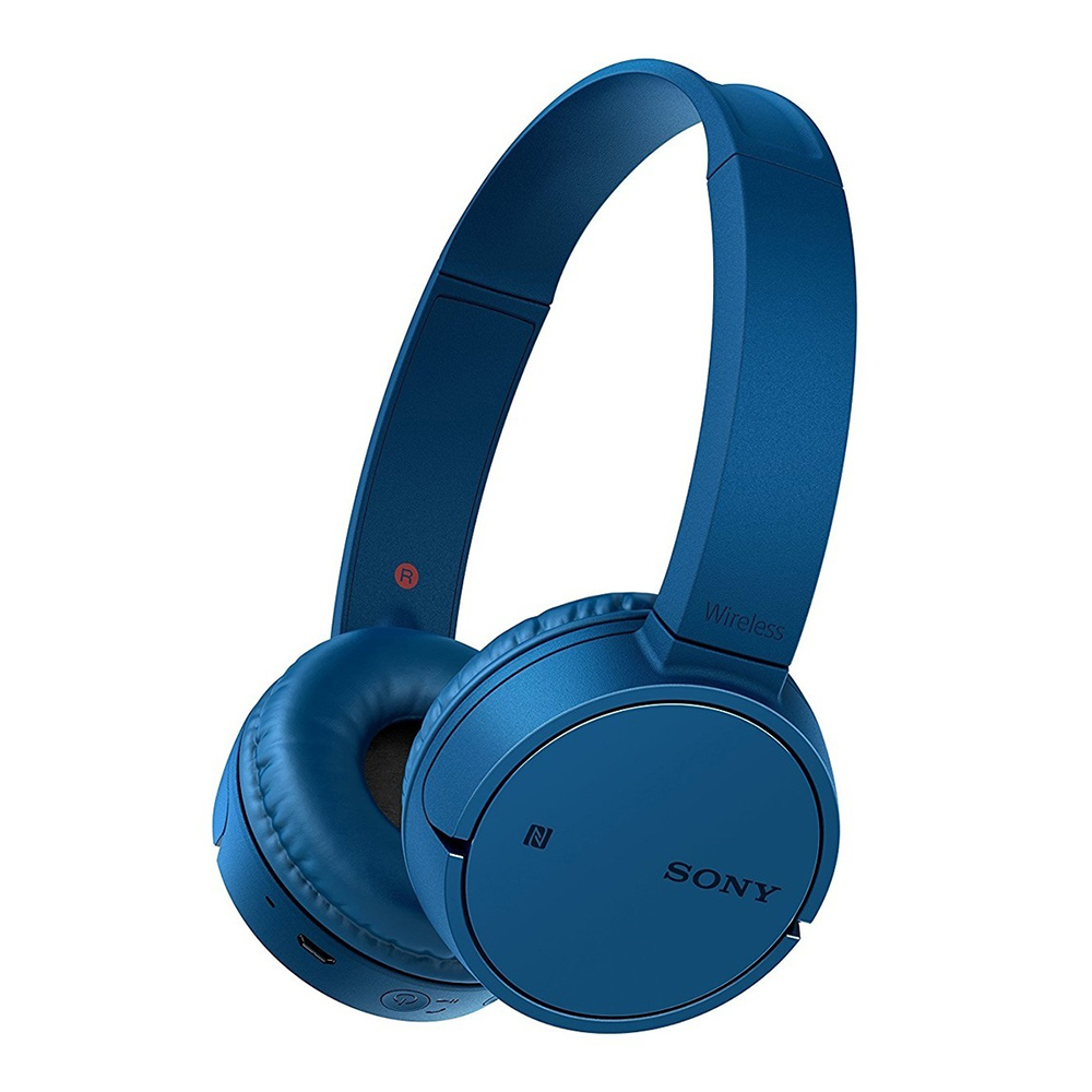 SONY WH-CH500 藍色 台灣公司貨 無線藍牙 耳罩式耳機