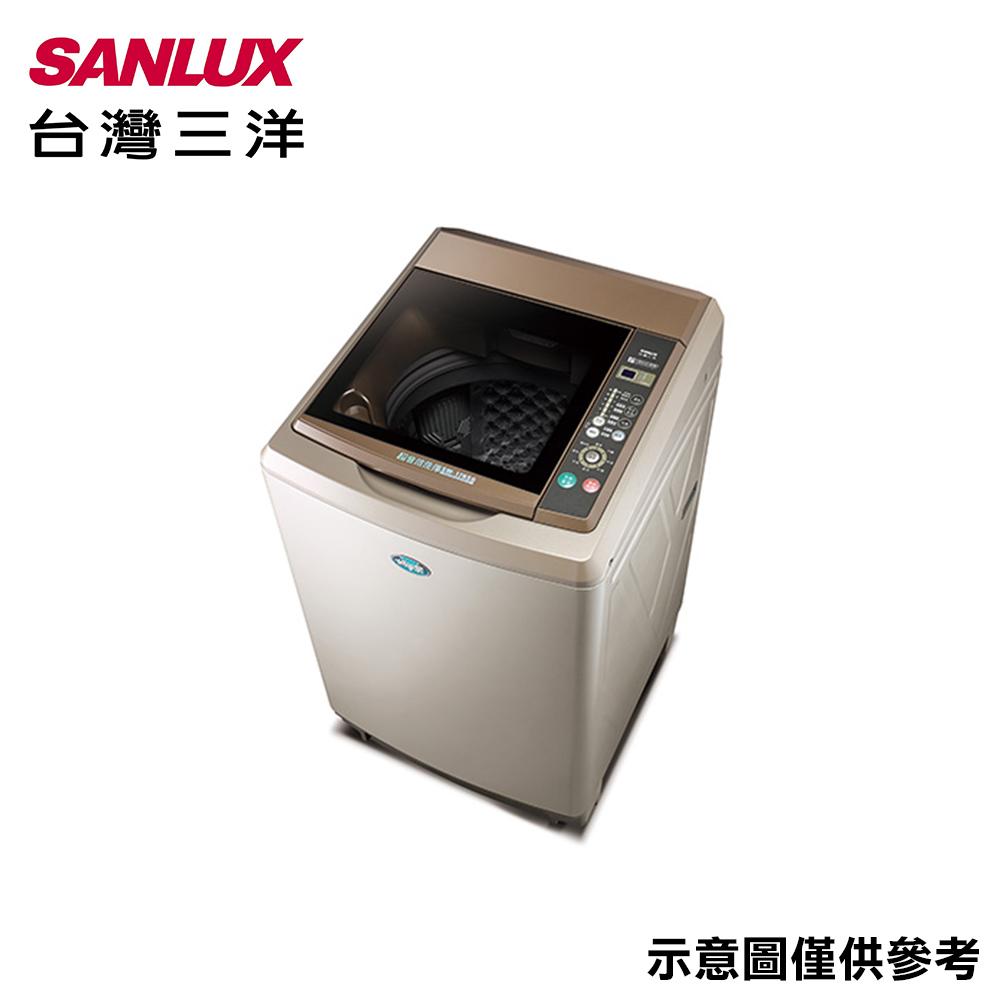 【SANLUX台灣三洋】17KG 定頻直立式洗衣機 SW-17NS6