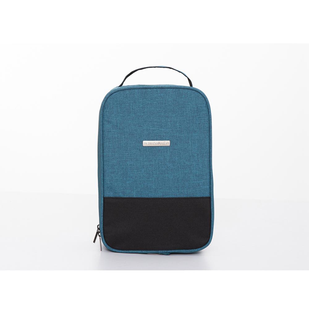 【德國品牌NaSaDen】鞋袋-高跟鞋/鞋類專用收納袋(孔雀藍)