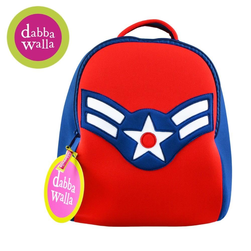 美國Dabbawalla瓦拉包 -美國隊長兒童後背包
