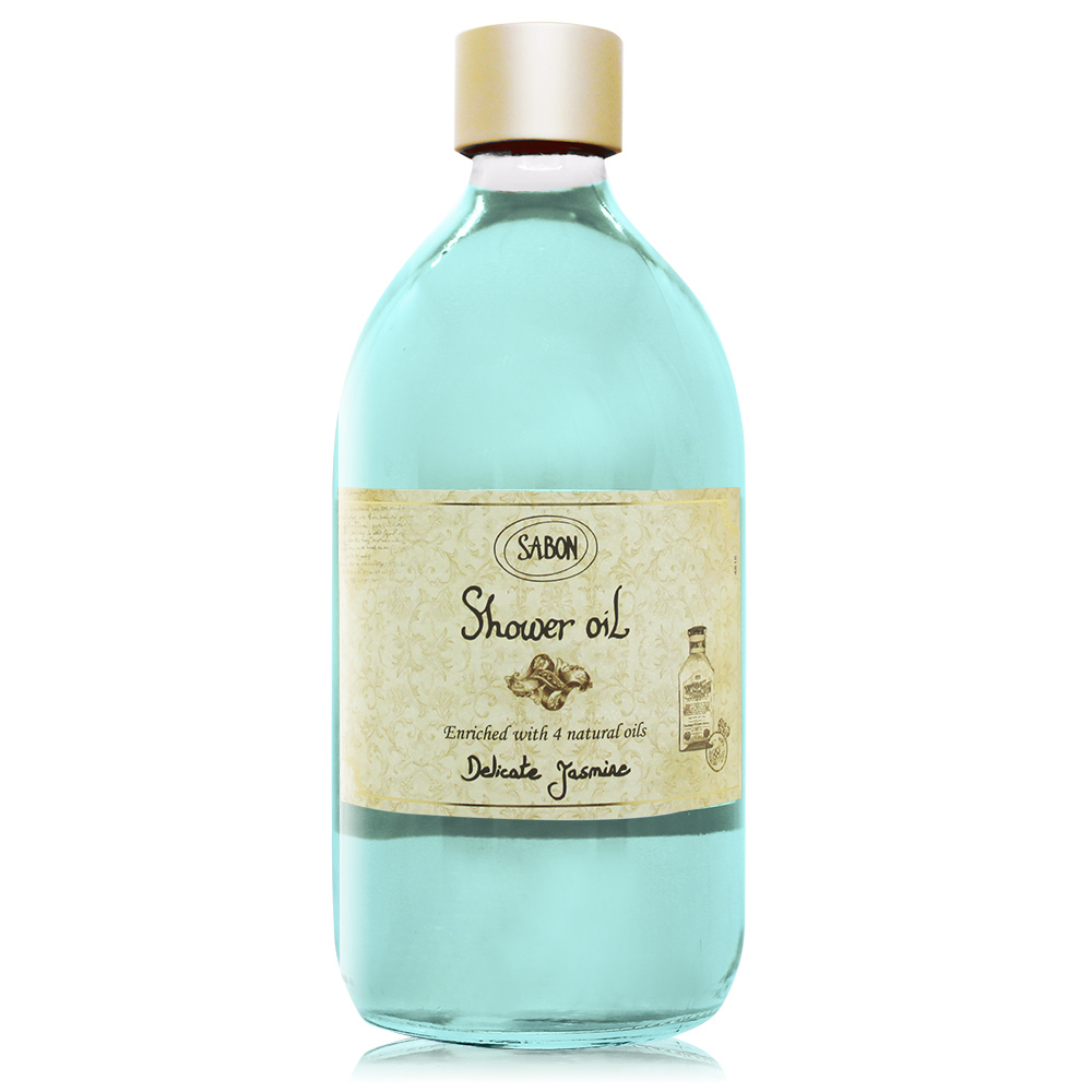 SABON 茉莉花語沐浴油(500ml)-國際航空版