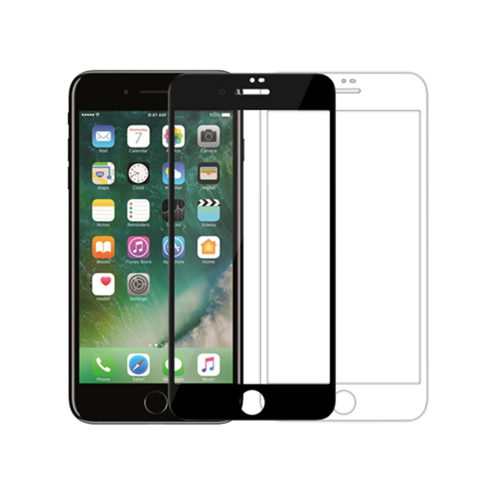 NILLKIN Apple iPhone 8/7 XD CP+ MAX 滿版玻璃貼(黑色)