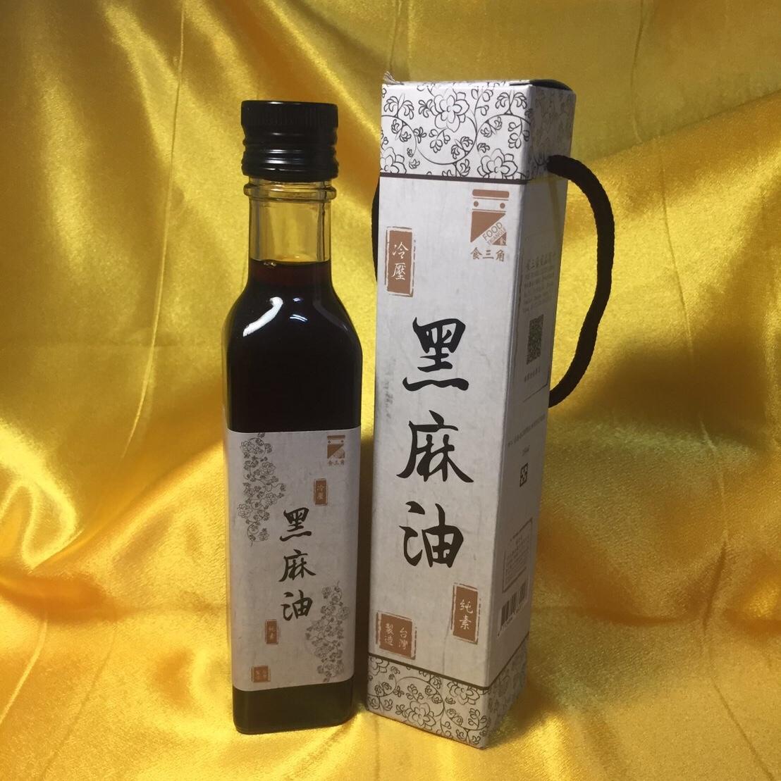 《輕農市集》食三角 黑麻油 6瓶