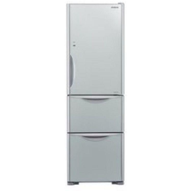 【HITACHI 日立】 331公升變頻三門電冰箱 RG36B/GS 琉璃瓷
