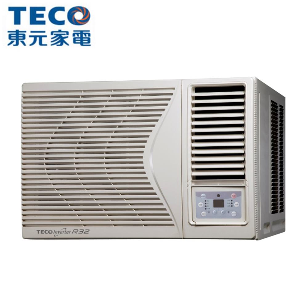 【TECO 東元】2-3坪 R32變頻窗型右吹冷氣 MW22ICR-HR1