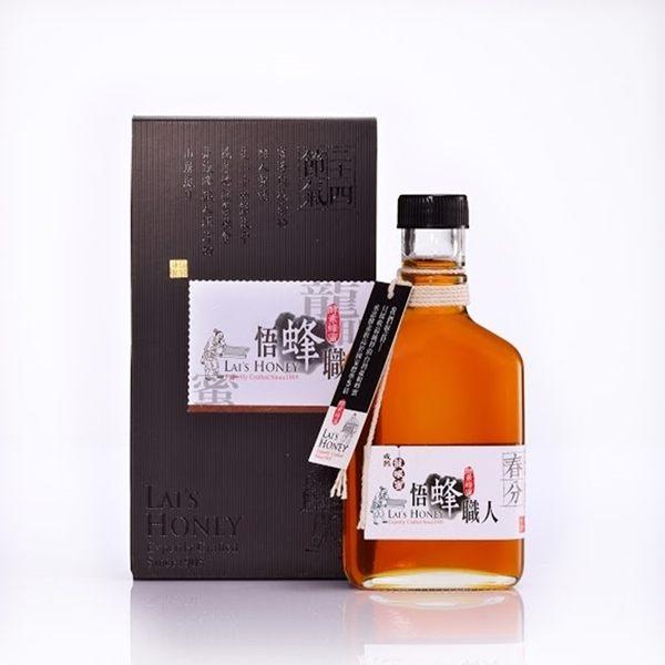 《宏基》悟蜂職人 - 成熟蜜(龍眼)(280g/瓶,共二瓶)