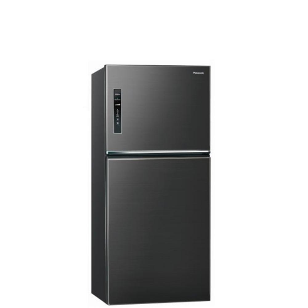 Panasonic國際牌650公升雙門變頻冰箱星耀黑NR-B659TV-A